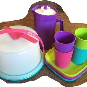 Tupperware Mini Party Set for Kids